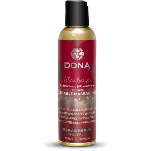 Kissable Massage Oil
