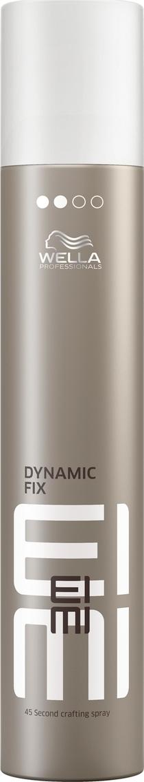Wella Спрей-фиксатор 45 секунд EIMI Dynamic Fix, 300 мл масло спрей для волос wella professionals eimi oil spritz для стайлинга 95 мл