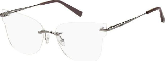 Оправа для очков женская Max Mara 1324, MAX-100547AGJ5915, коричневый оправа max