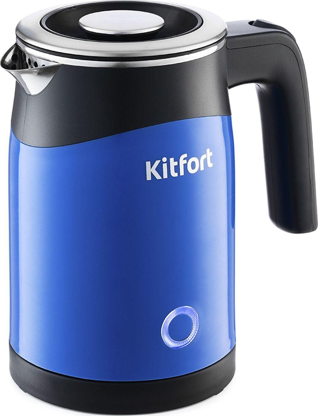 Электрический чайник Kitfort КТ-639