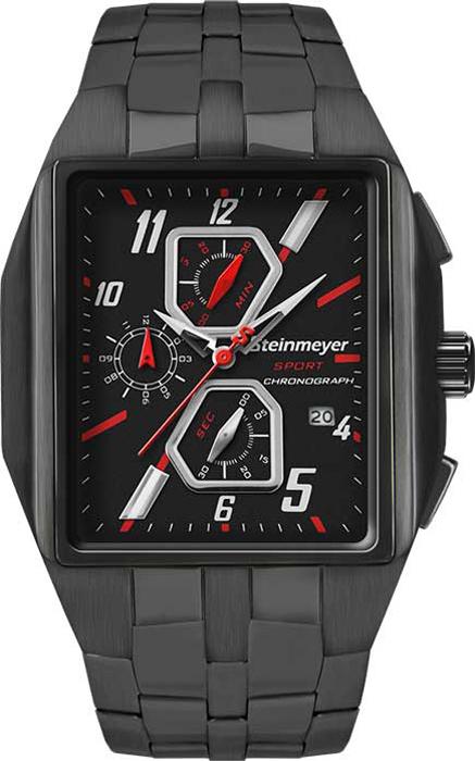 купить Наручные часы Steinmeyer S 312.70.21 по цене 5750 рублей