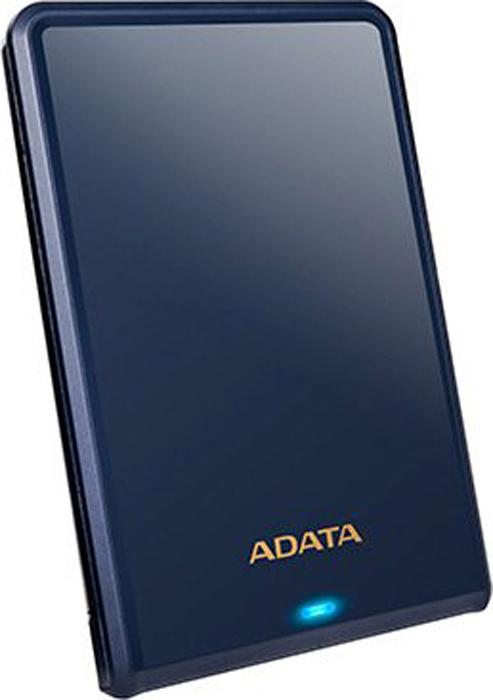 Внешний жесткий диск 1Tb ADATA HV620S Blue, AHV620S-1TU31-CBL жесткий диск wd blue 1tb wd10jpvx