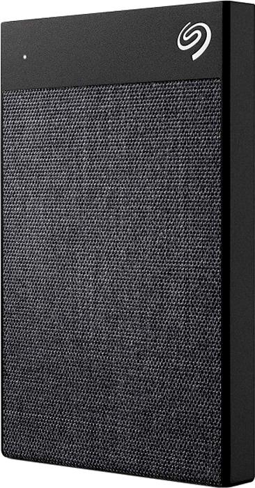 Фото - Внешний жесткий диск 2Tb Seagate Backup Plus Ultra Touch Black, STHH2000400 внешний жесткий диск 3 5 6tb seagate stel6000200 usb3 0 backup plus desktop drive черный