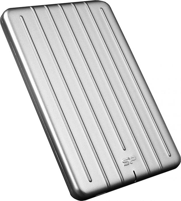 цена на Внешний жесткий диск 1Tb Silicon Power Armor A75 Silver, SP010TBPHDA75S3S