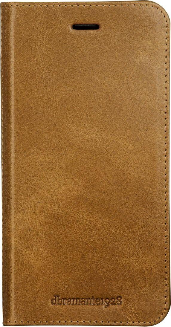 Чехол Dbramante1928 Frederiksberg 3 для iPhone 7 Plus/8 Plus коричневый