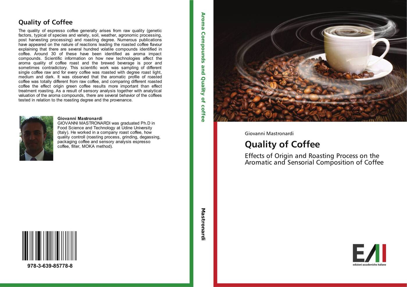 Giovanni Mastronardi Quality of Coffee the story of coffee
