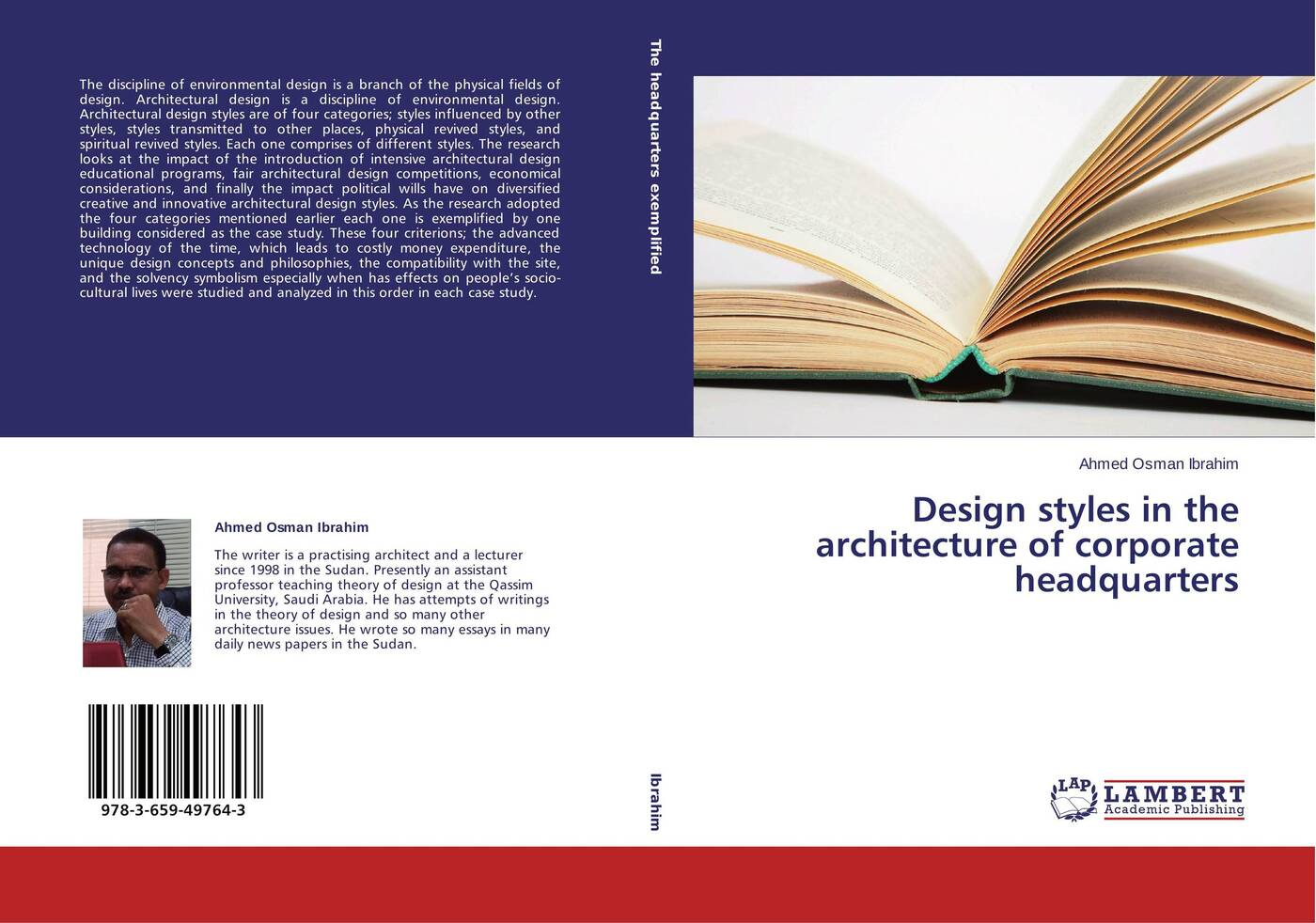 Фото - Ahmed Osman Ibrahim Design styles in the architecture of corporate headquarters deming m elen landscape architectural research inquiry strategy design