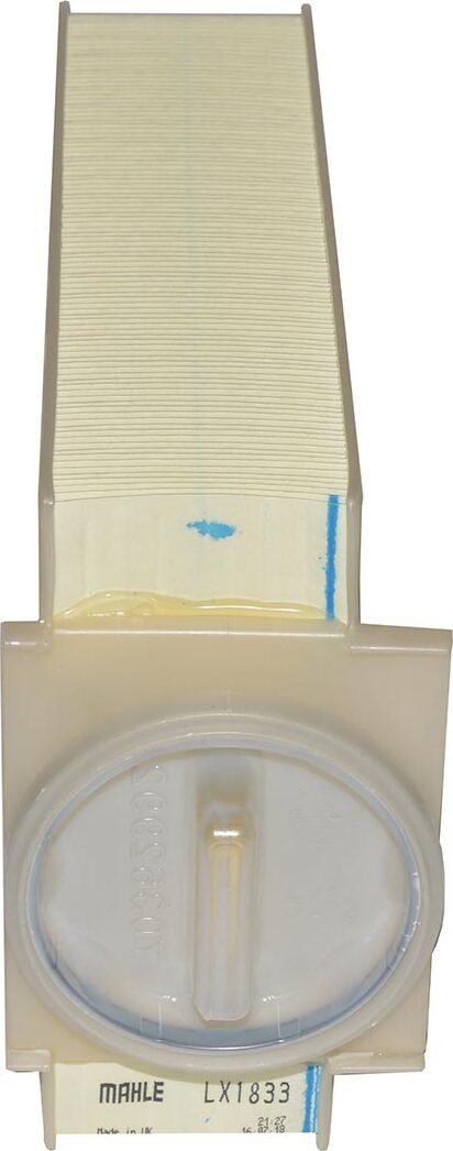 Воздушный фильтр Mahle ORIGINAL LX1833 воздушный фильтр mahle original lx936