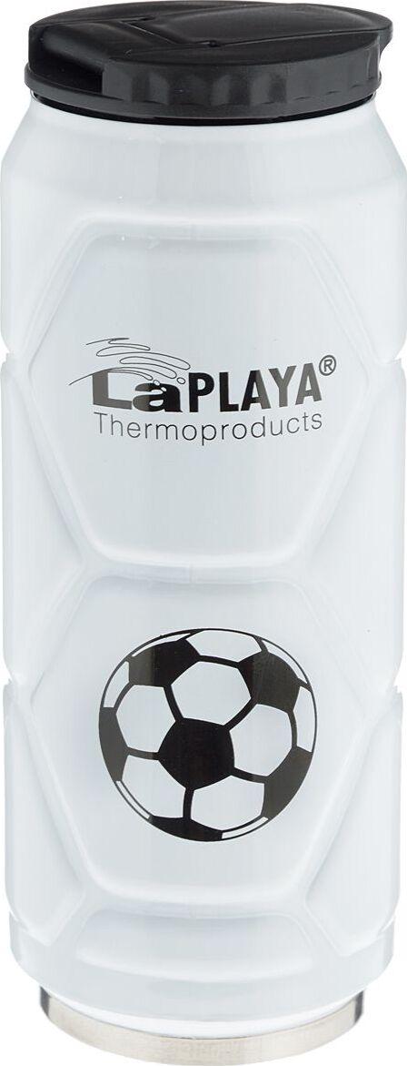 Кружка-термос LaPlaya Football Can, цвет: белый, 500 мл