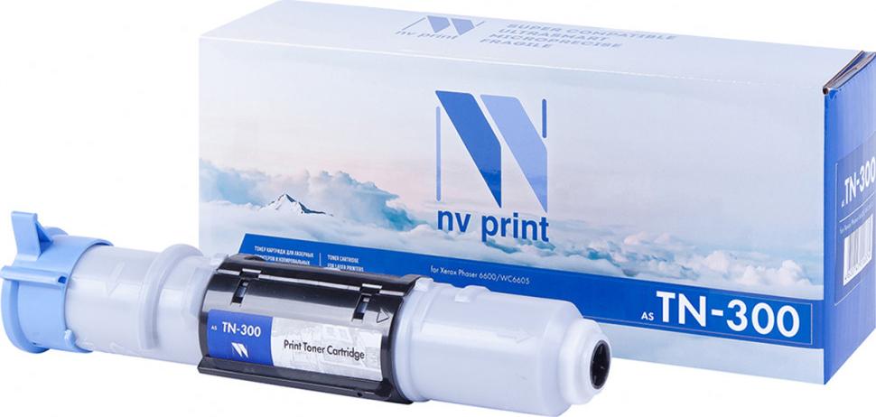 Тонер-картридж NV Print TN-300, черный, для лазерного принтера