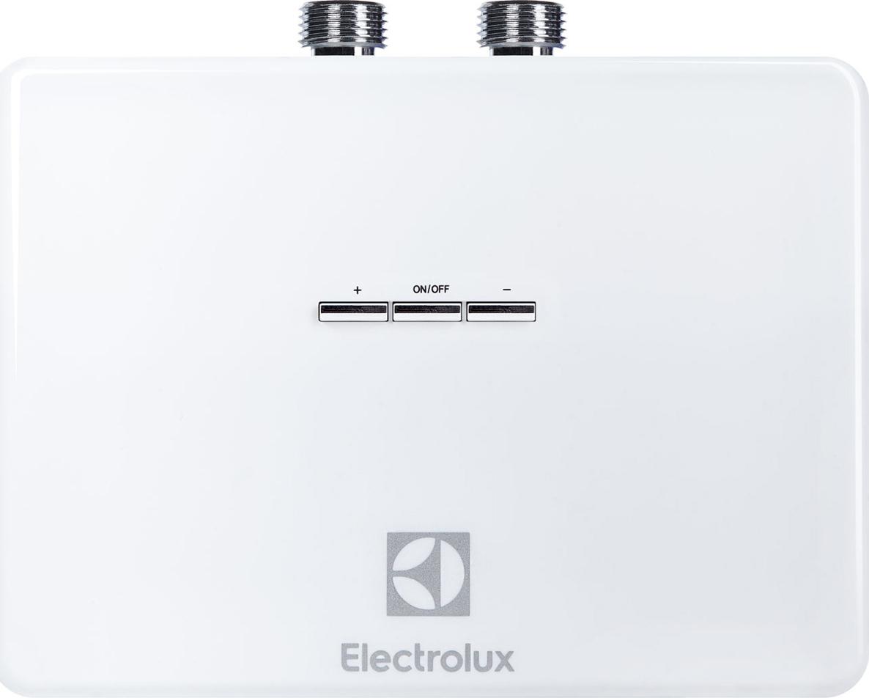 Electrolux NPX 6 AQUATRONIC DIGITAL 2.0, White водонагреватель проточный