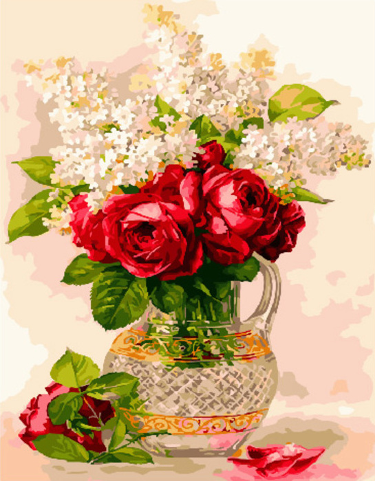 Открытки с букетами цветов в вазе, зайкой днем