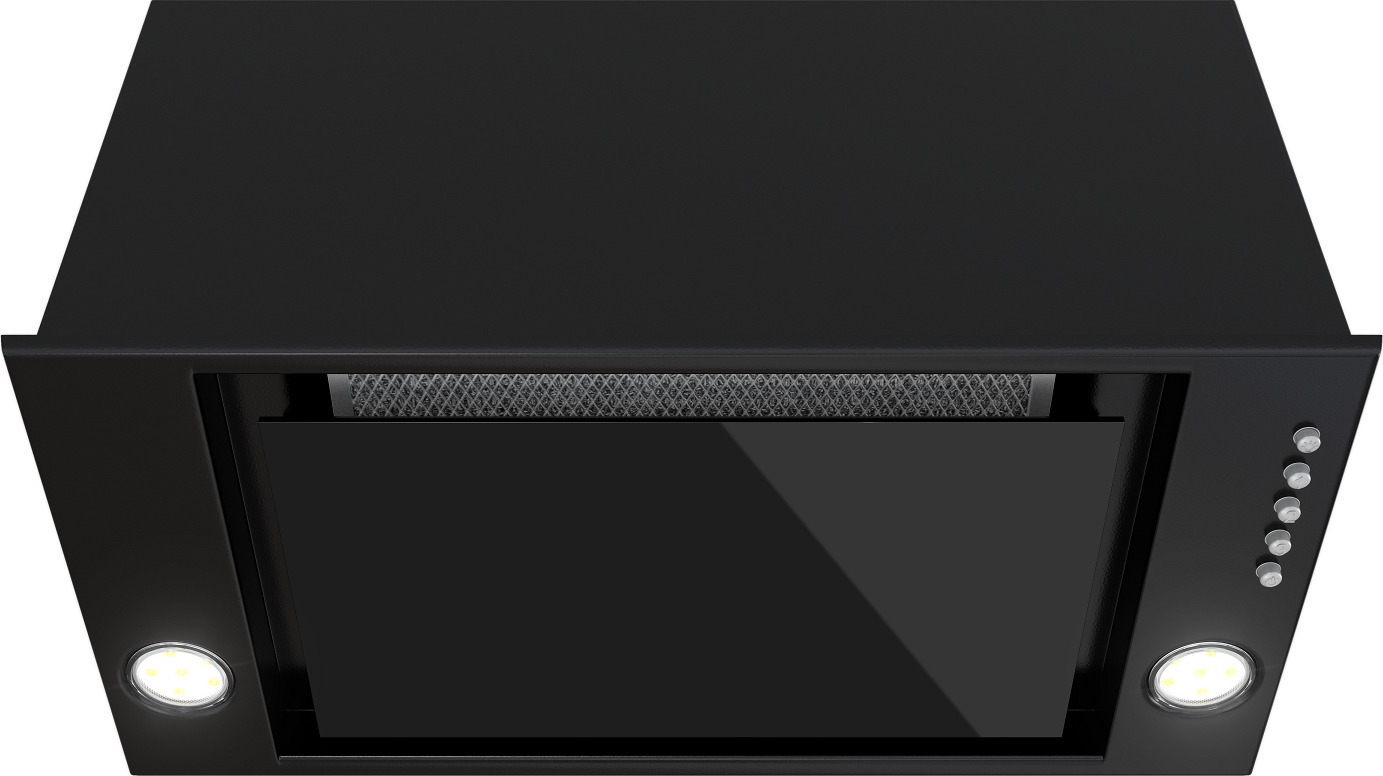 Кухонная вытяжка Konigin Checkbox (Black 60)