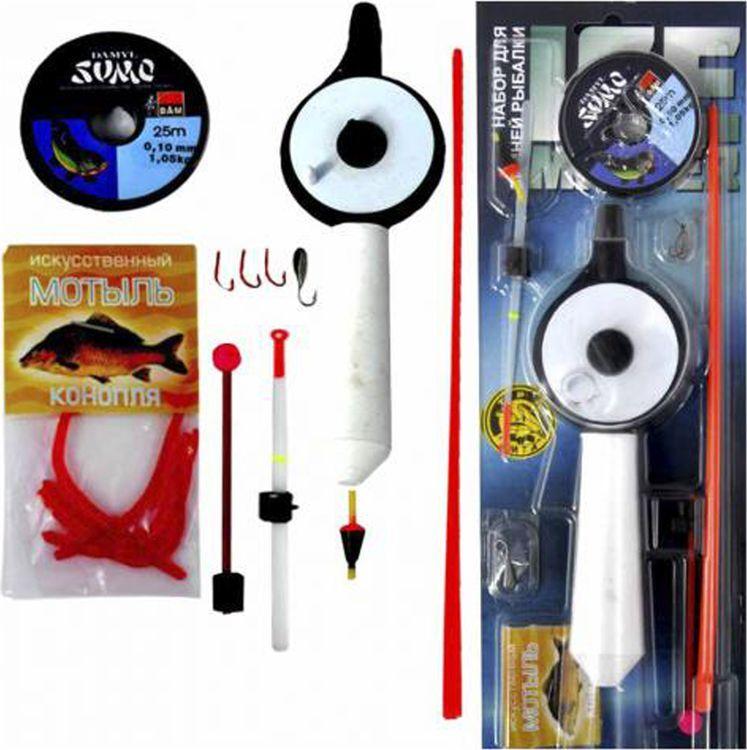 Набор рыболовный Ice Master для зимней рыбалки №3, 204079