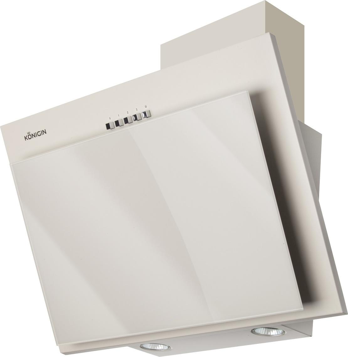 Кухонная вытяжка Konigin Terra (Ivory 50) метров, уровень шума 42-52 Дб, 3 скорости Торговая марка Konigin...