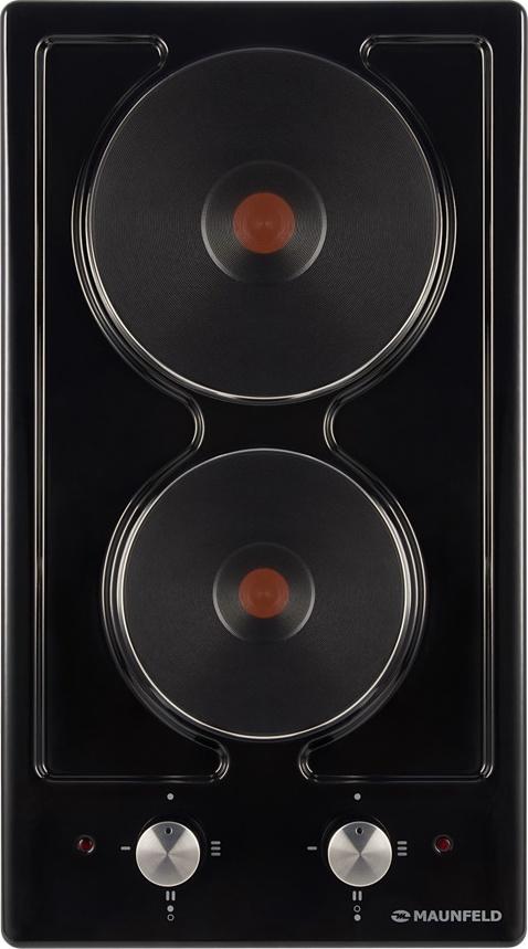Варочная панель MAUNFELD EEHE 32 4B Тип: электрическая 30 см Тип установки: независимая Управление...