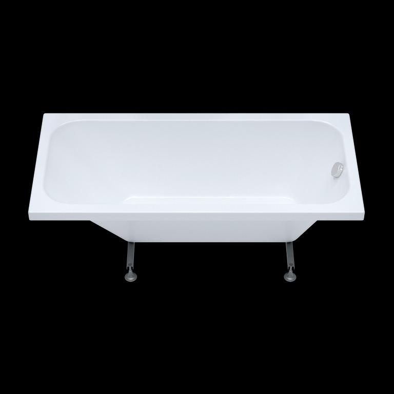 Акриловая ванна Triton Ультра 130x70 прямоугольная