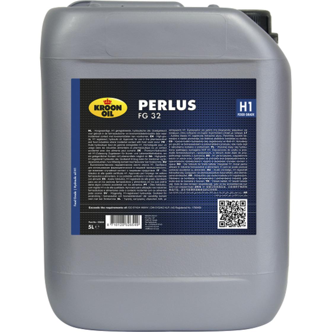 Масло гидравлическое Kroon-Oil Perlus FG 32