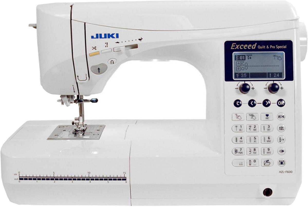 Швейная машина Juki HZL F600, белый