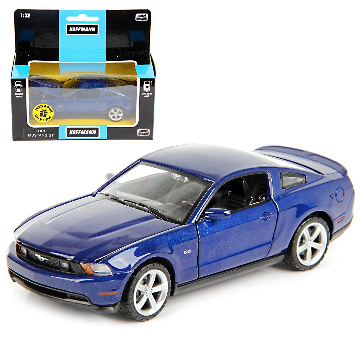 Машина металлическая, Ford Mustang GT, 1:32, HOFFMANN