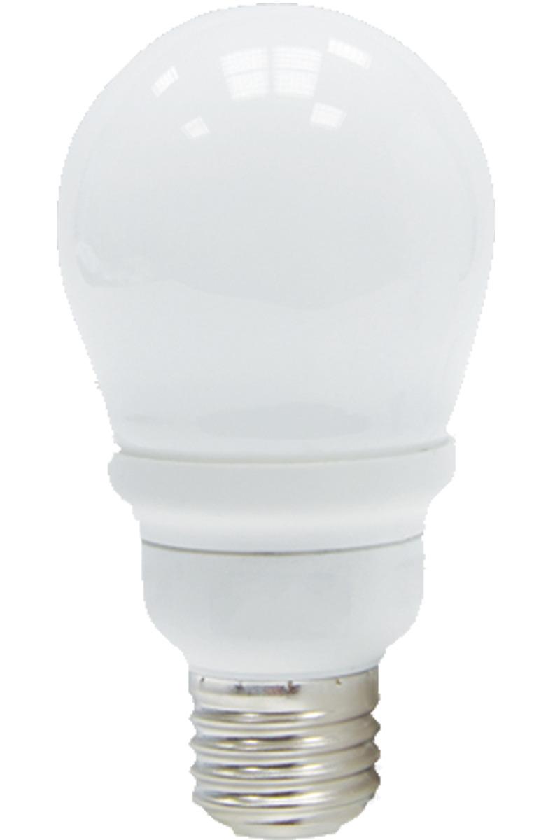 Лампочка NBB Bohemia GFLR-EA, Теплый свет 9 Вт, Люминесцентная (энергосберегающая)