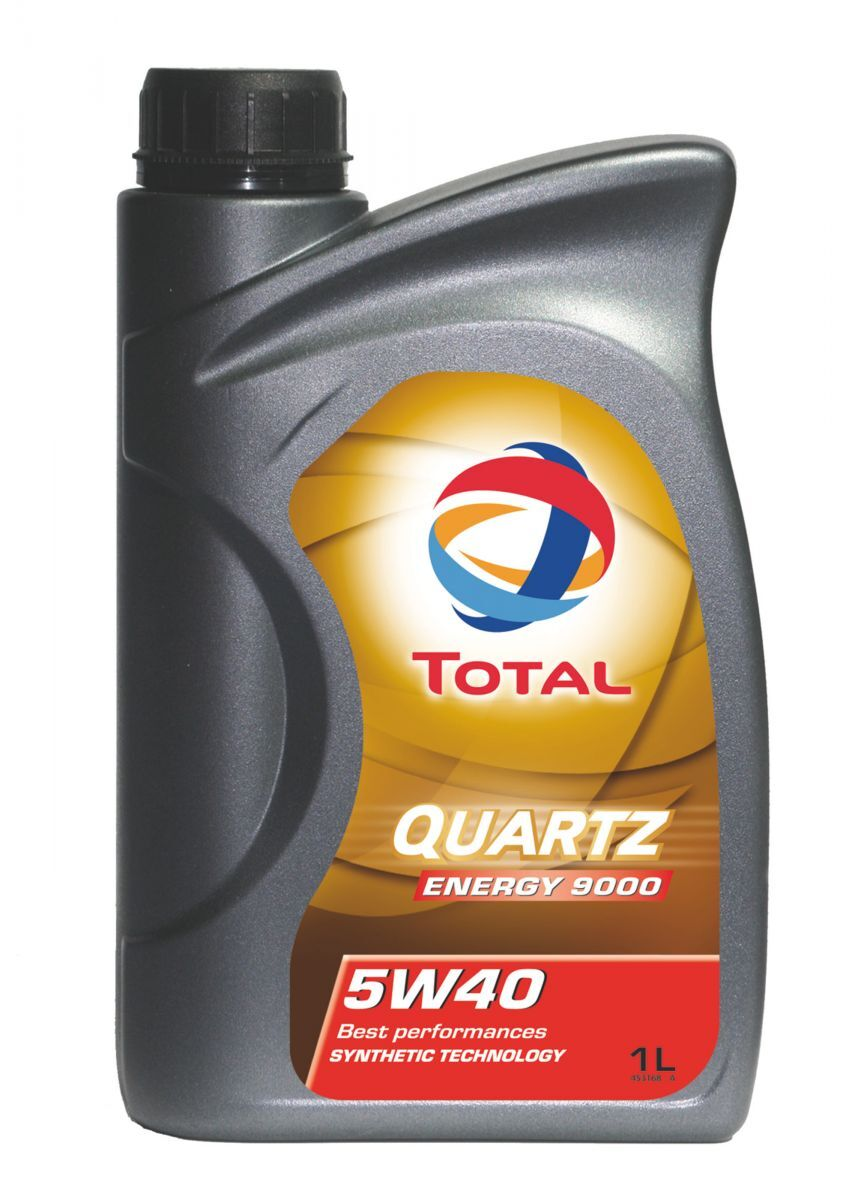 Моторное масло TOTAL QUARTZ 9000 ENERGY 5W40 1L 166245