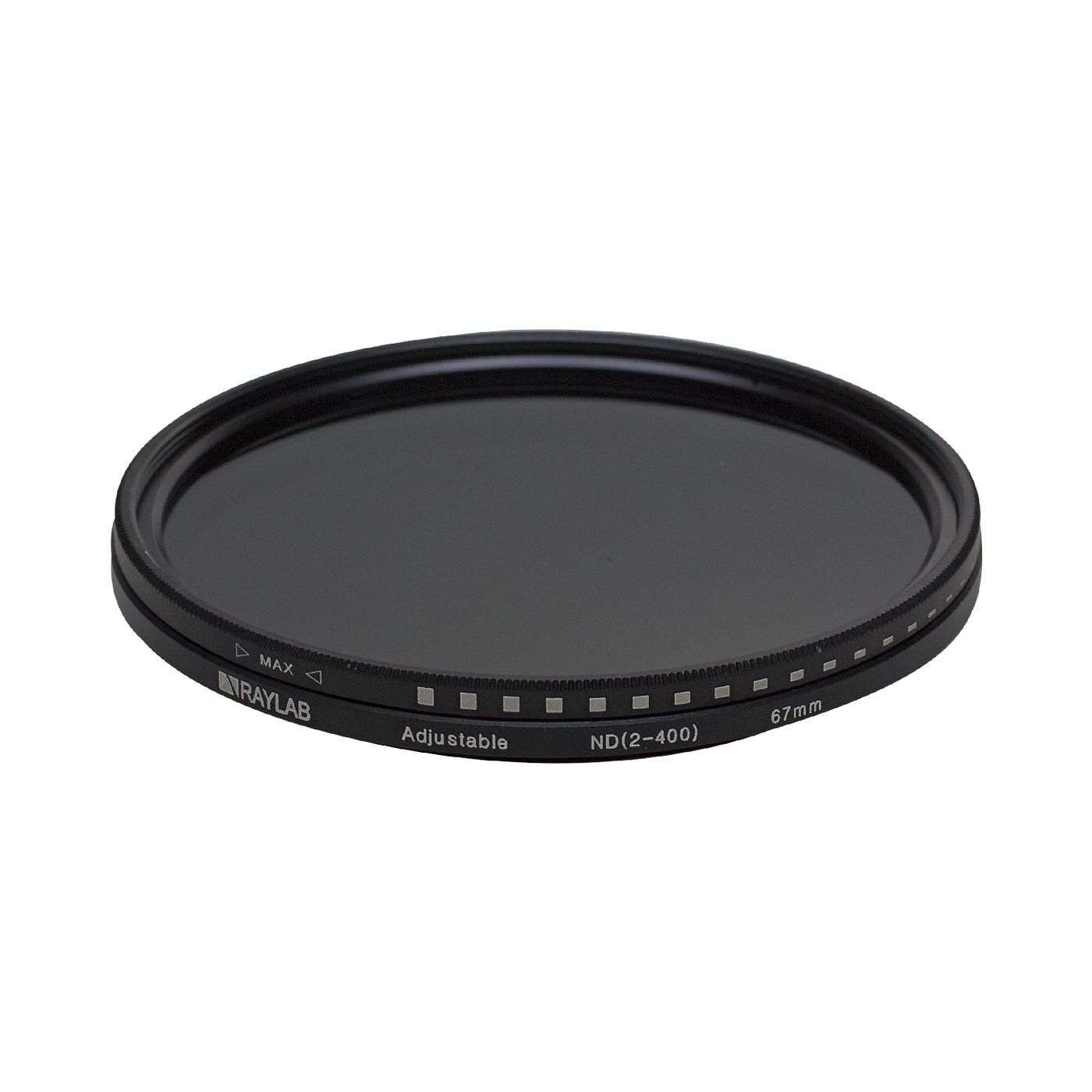 Фильтр нейтральный RayLab ND2-400 67mm