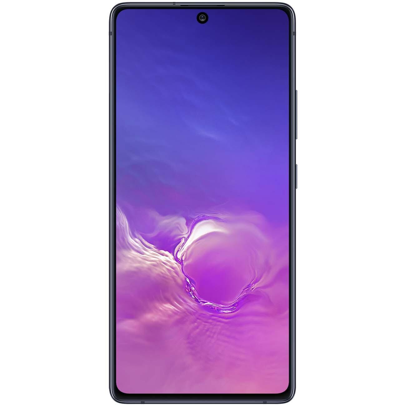 Смартфон Samsung Galaxy S10 Lite 6/128GB, черный