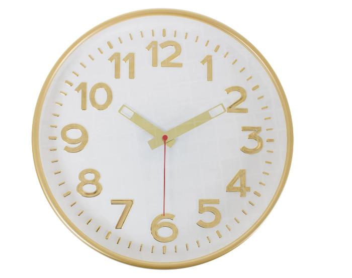 Часы настенные диаметр 30 см-20125
