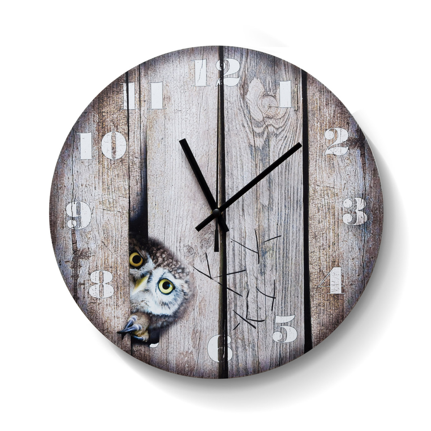 """Настенные часы 3D-Decor """"Ку-ку"""" 31"""