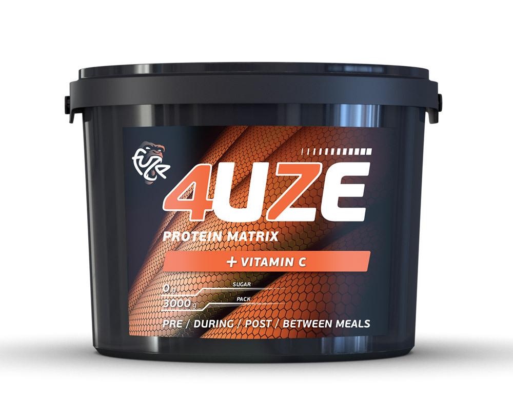 Мультикомпонентный протеин Фьюз 47%, вкус молочный шоколад, 3кг
