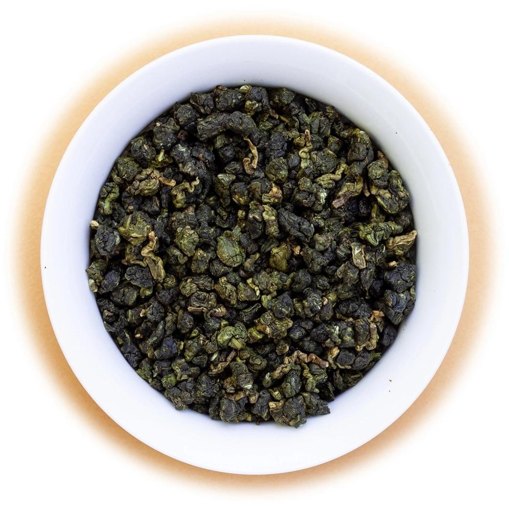 Молочный Улун (Най сян цзинь сюань, milky oolong) китайский чай, Белая Обезьяна, 1000г