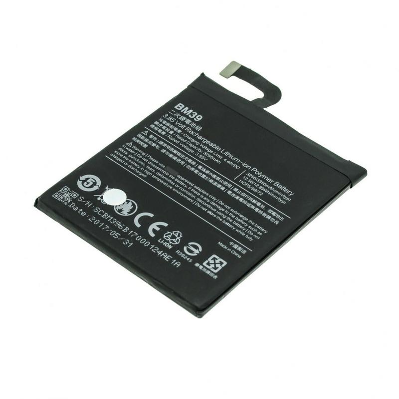 Аккумулятор Xiaomi BM39 (Mi 6)