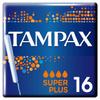 Тампоны с аппликатором TAMPAX  Super plus, 16 шт. - изображение