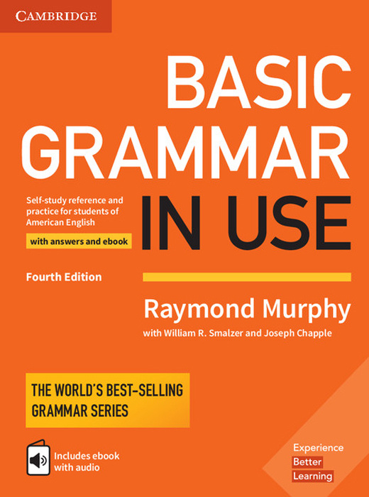 Basic Grammar in Use: Student's Book with Answers and Interactive eBook   Мерфи Рэймонд #1