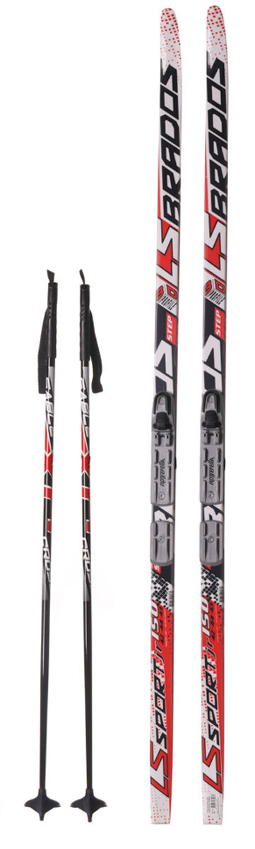 Лыжный комплект беговой STC Set/NNN/Step #1