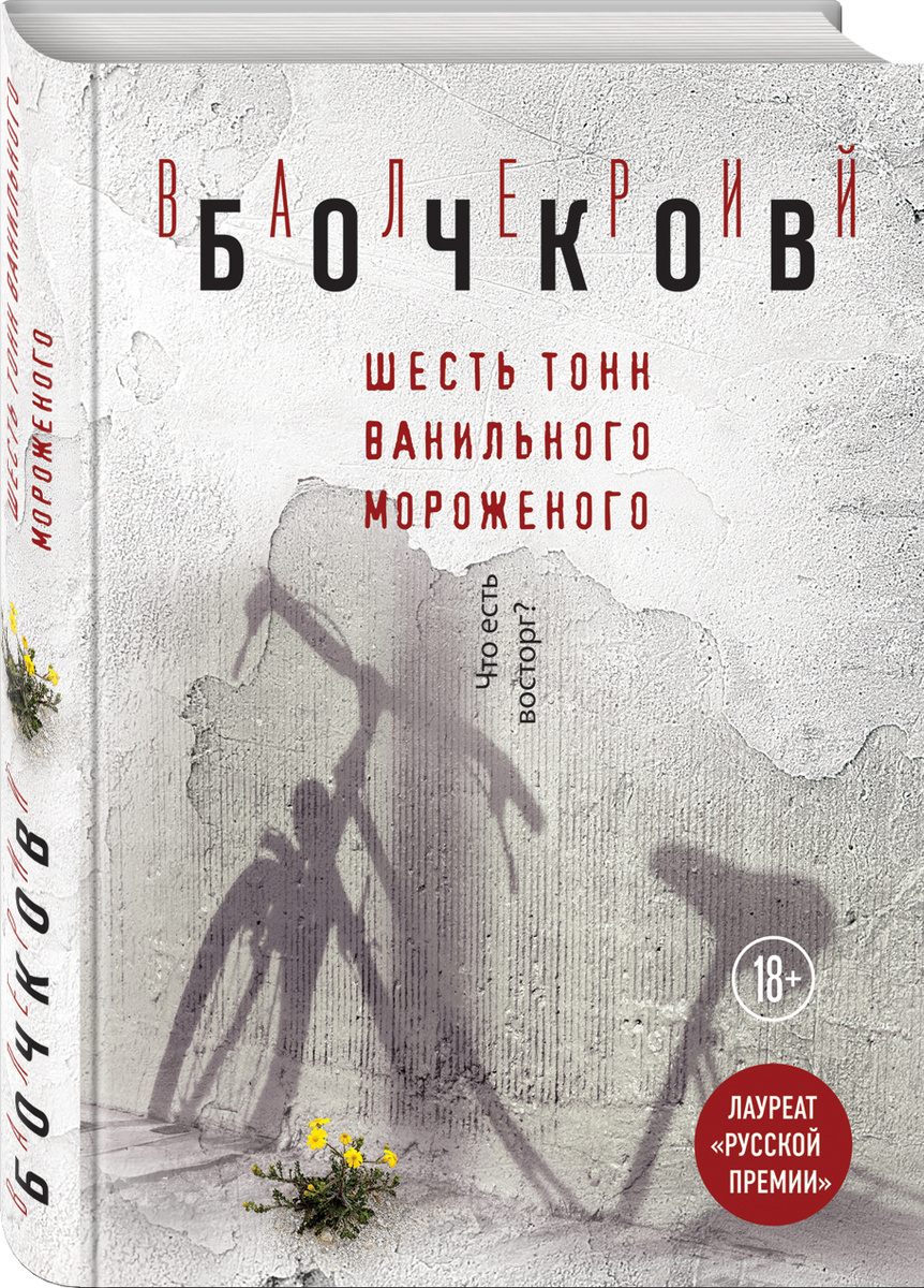 (2018)Шесть тонн ванильного мороженого   Бочков Валерий Борисович  #1