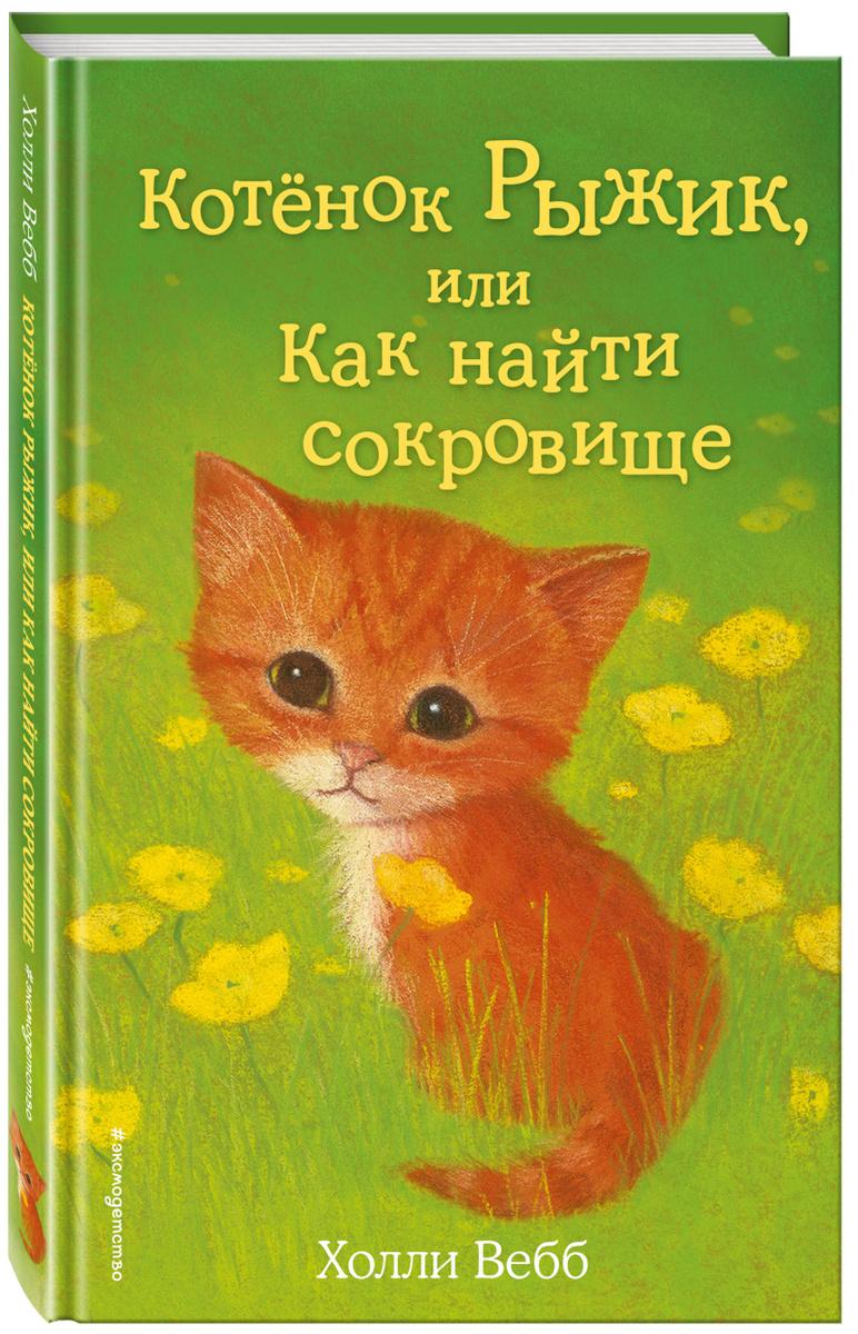 Котёнок Рыжик, или Как найти сокровище (выпуск 13) / Ginger the Stray Kitten | Вебб Холли  #1