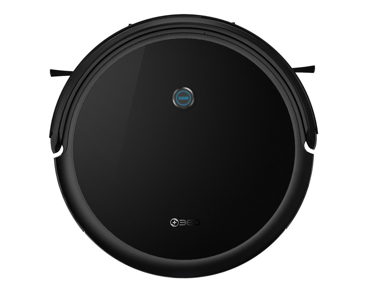 Робот-пылесос  360  C50-1, черный #1