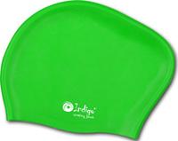 Шапочка для плавания Indigo 811 SC для длинных волос, 00-00001019, салатовый