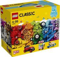 Конструктор LEGO Classic 10715 Модели на колёсах. Наши лучшие предложения