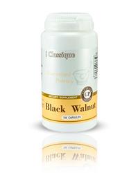 """Black walnut """"Santegra"""". Чёрный орех. Антипаразитарная формула из чёрного ореха 430 мг. Противопаразитарные"""