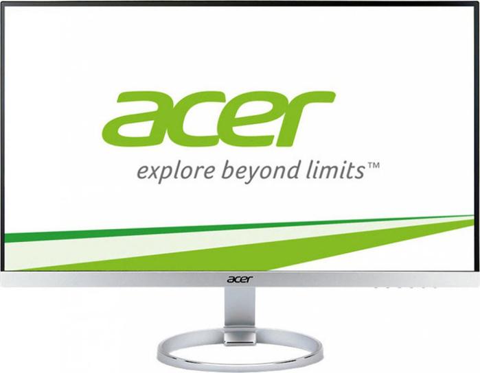 27 Монитор Acer, H277Hsmidx, UM.HH7EE.001/002