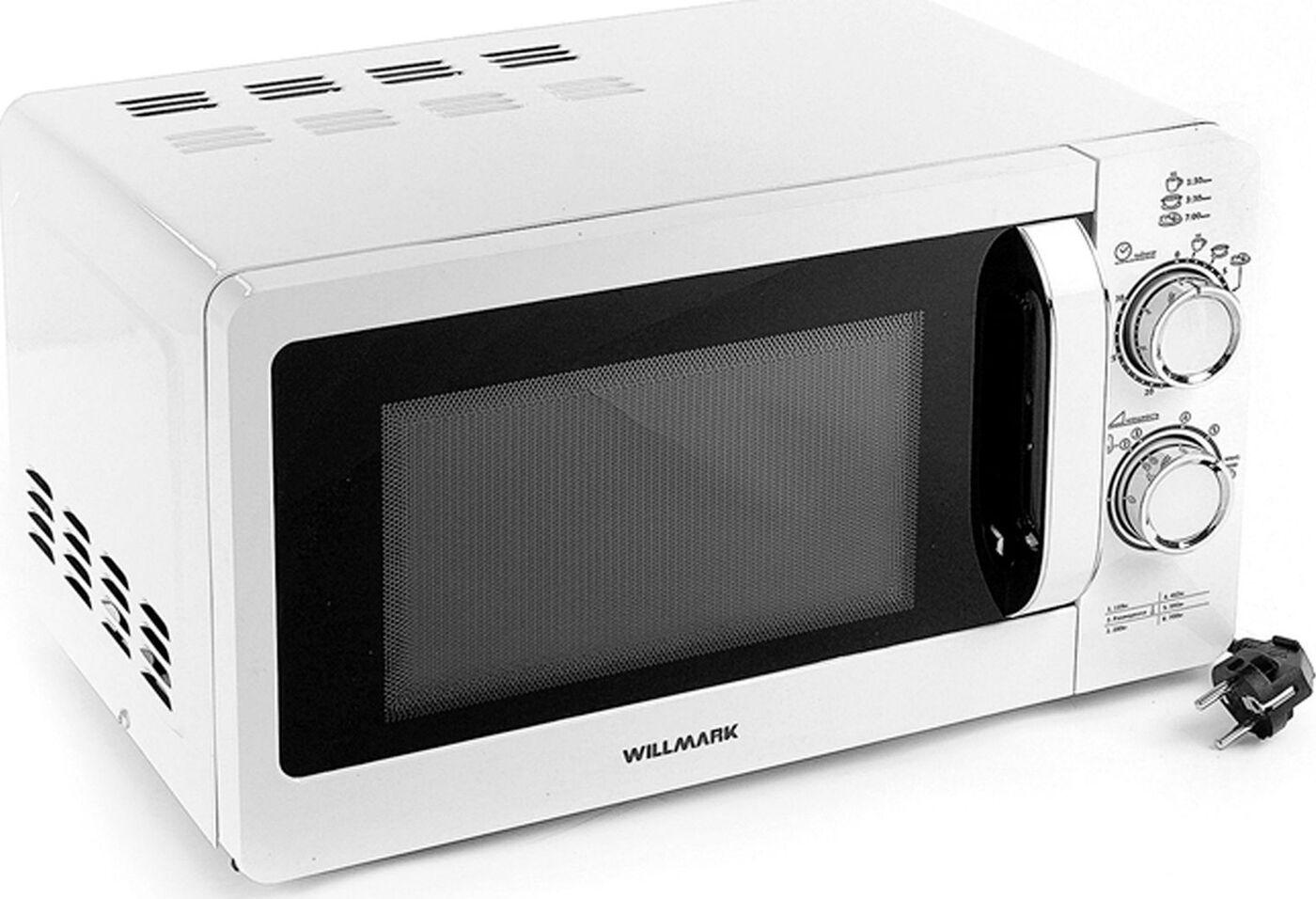 Микроволновая печь Willmark WMO-231MH, белый