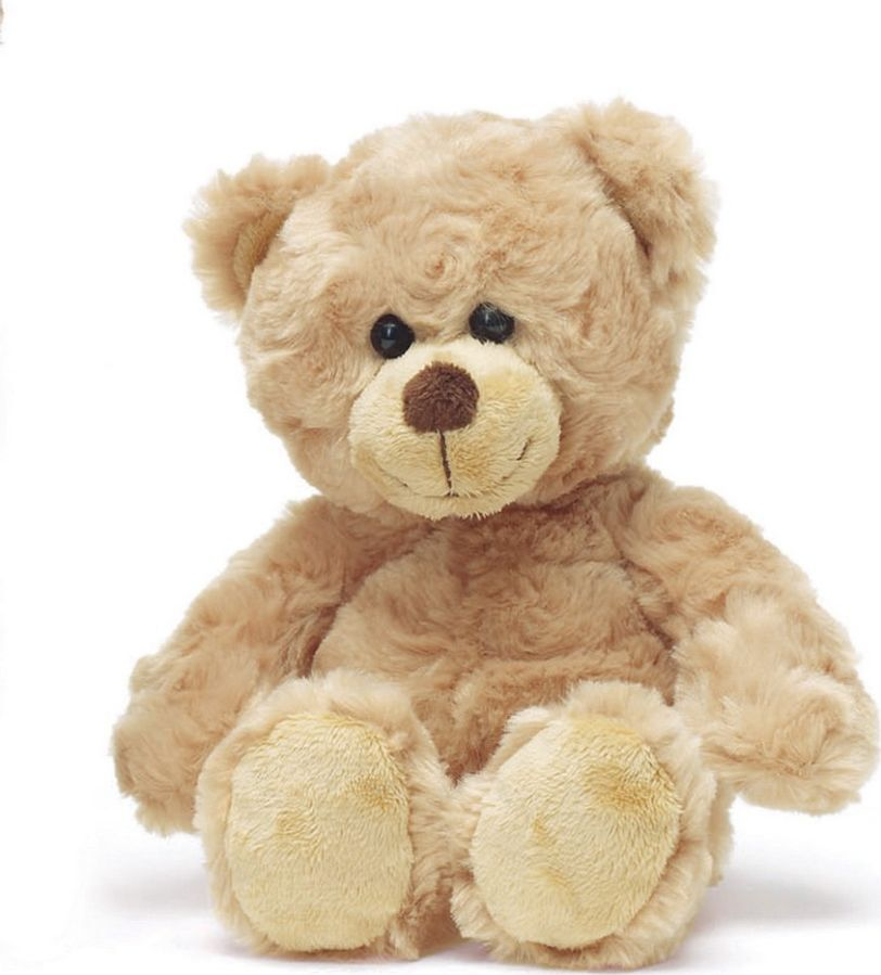 Мягкая игрушка Teddykompaniet Мишка Альфи, бежевый, 23 см