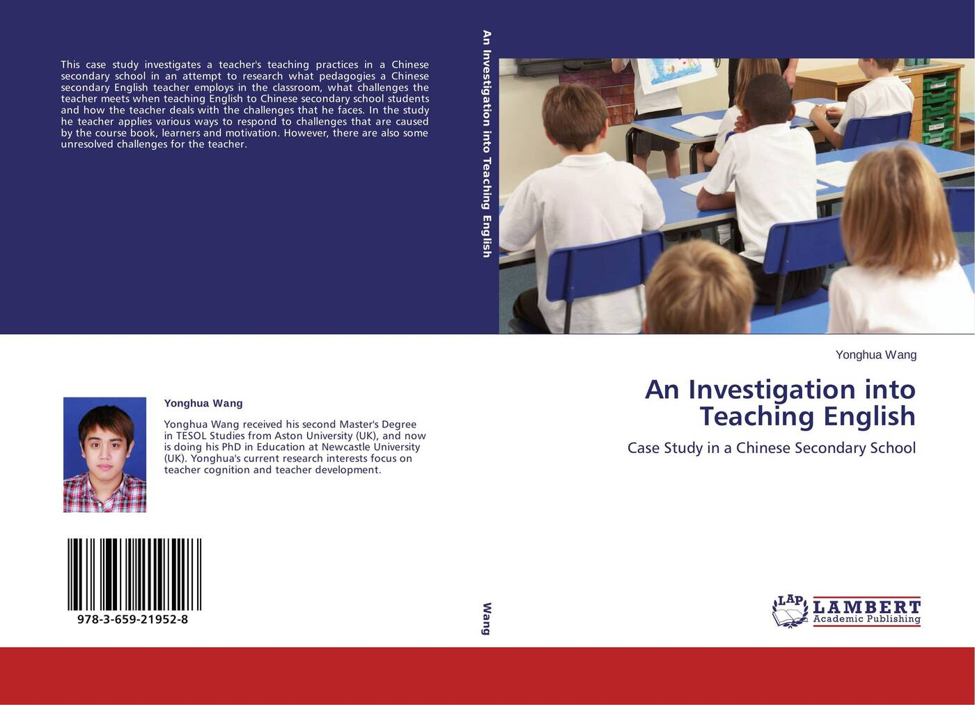 Yonghua Wang An Investigation into Teaching English the english ladder level 4 teacher s book