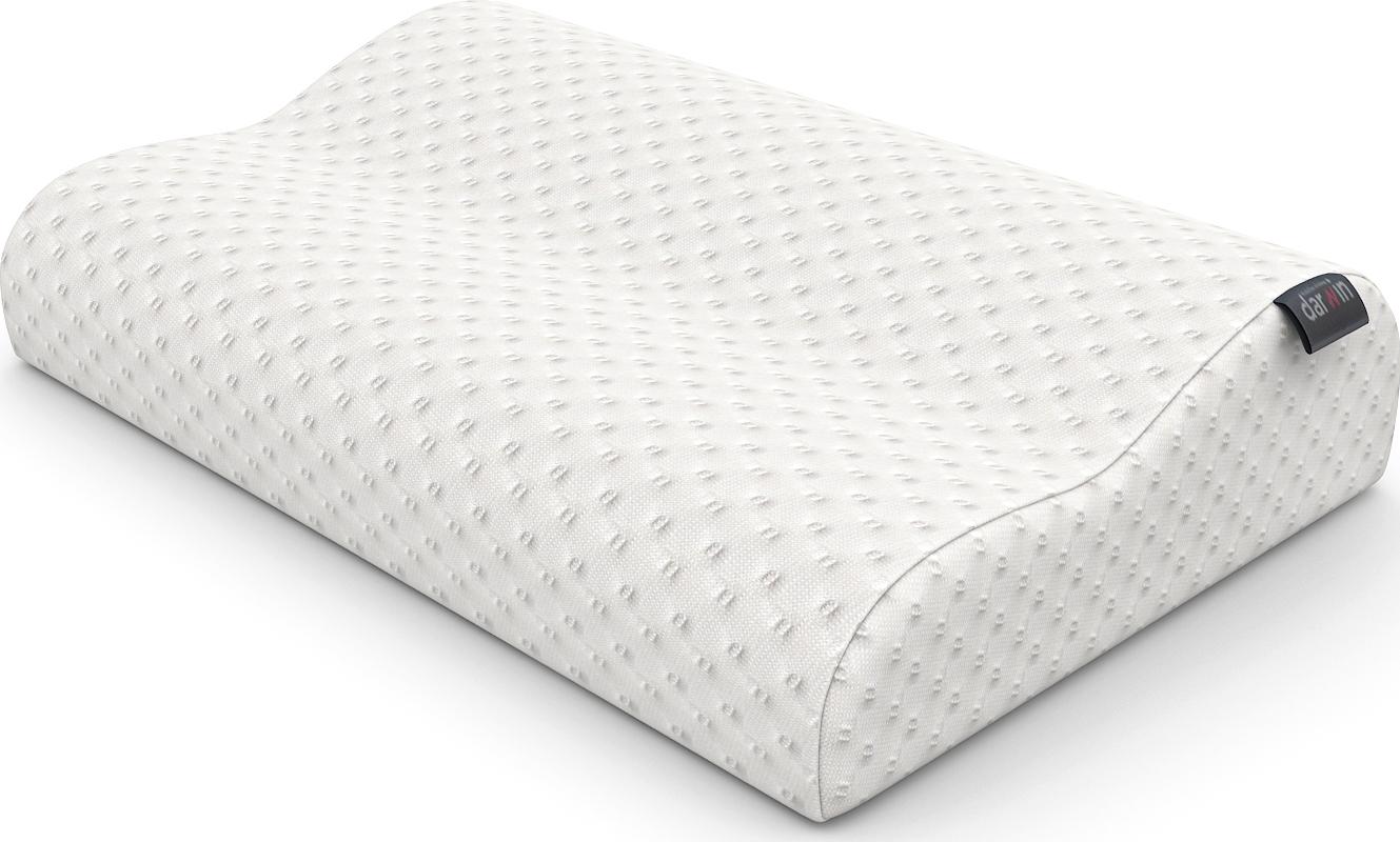 Подушка ортопедическая Darwin Life 1.0 Memory подушки homedics ортопедическая подушка memory foam luxury box
