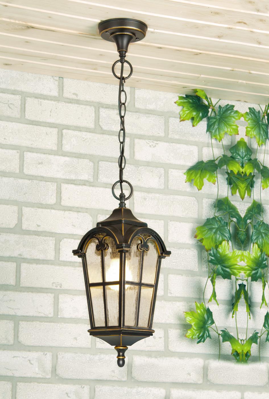 Садовое освещение Elektrostandard a025299, E27 садово парковый светильник elektrostandard virgo f 2 черное золото 4690389064883