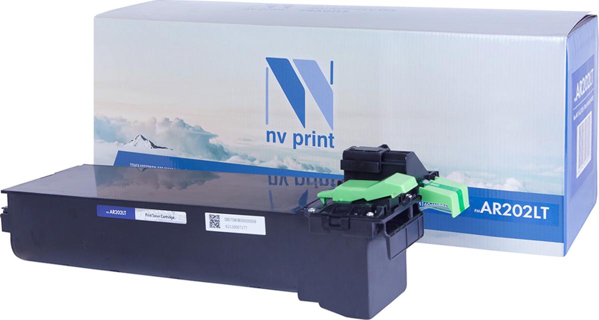 Тонер-картридж NV Print AR202LT, черный, для лазерного принтера недорго, оригинальная цена