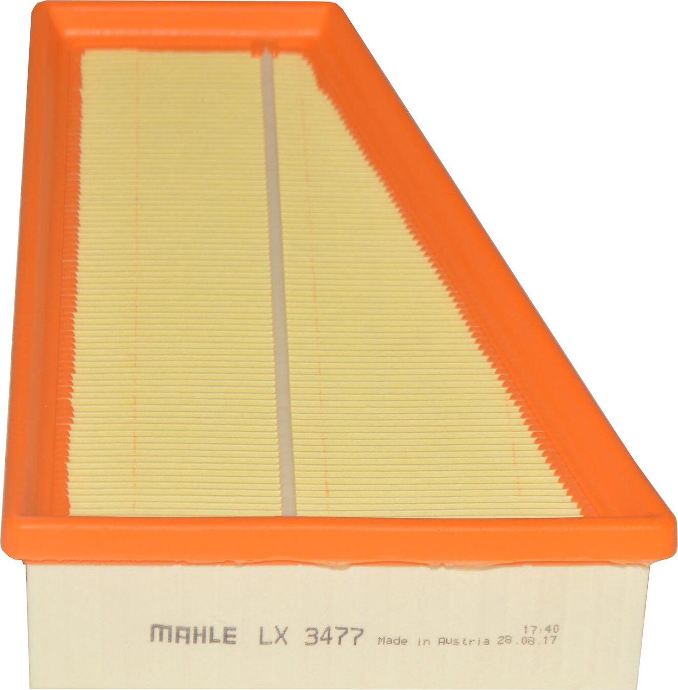 Воздушный фильтр Mahle ORIGINAL LX3477 воздушный фильтр mahle original lx936